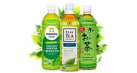 Iteon Japanese Green Tea Producer