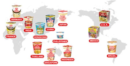About Nissin