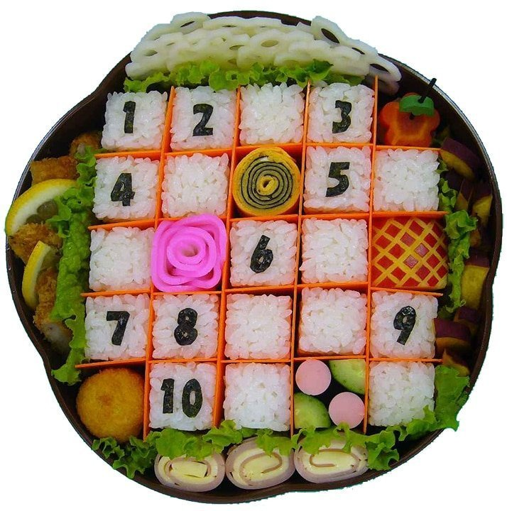 Japanese Snack for Kids Lunch Box