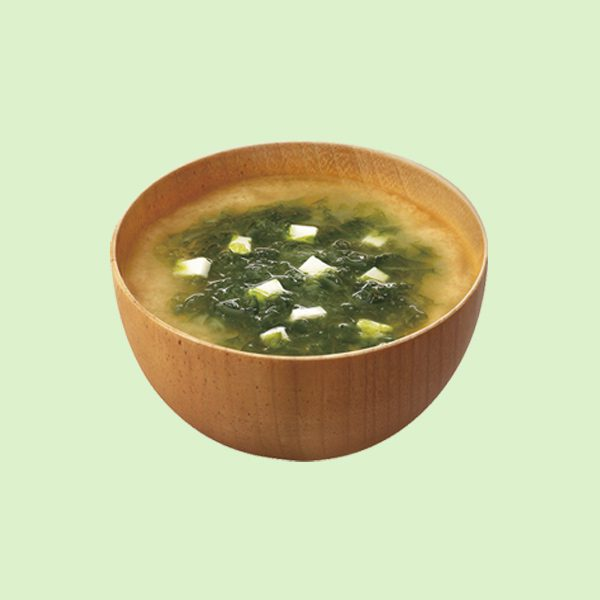 Bowl of Amano Miso Soup Aosa