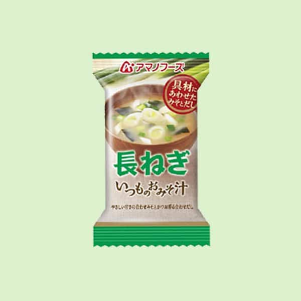 Pack of Amano Miso Soup Green Onion