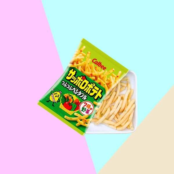Calbee Sapporo Vegetable Snack
