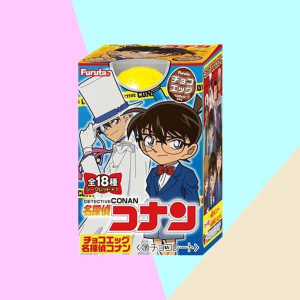 Furuta Chocolate Egg Conan