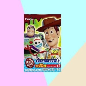 Furuta Chocolate Egg Toy Story