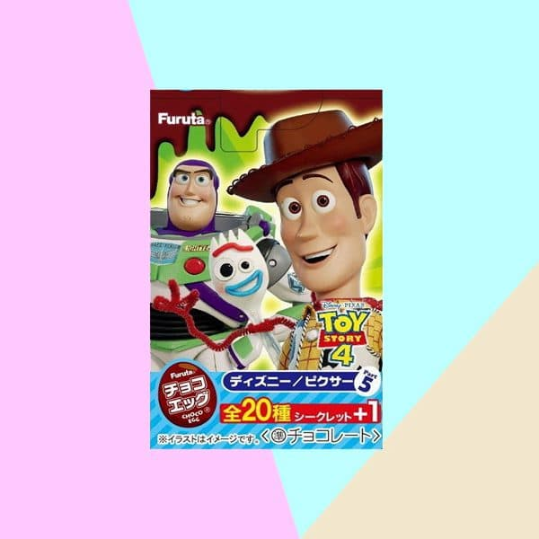 Furuta Chocolate Egg Toy Story