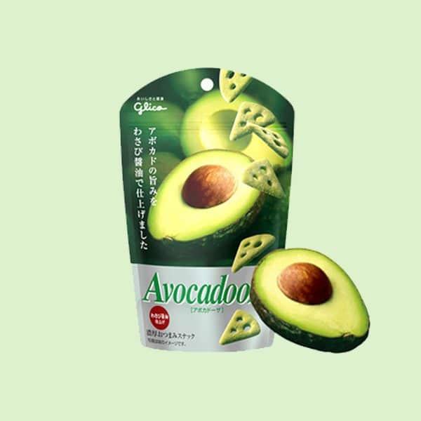 Glico Avocadooza