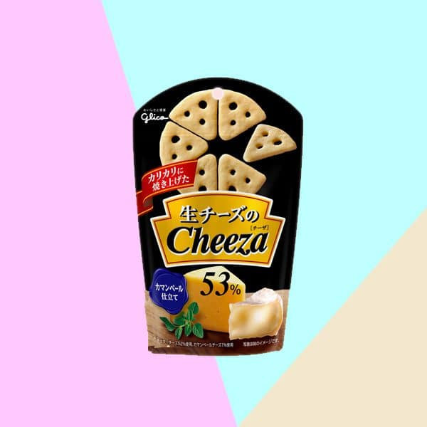Glico Camembert Cheeza