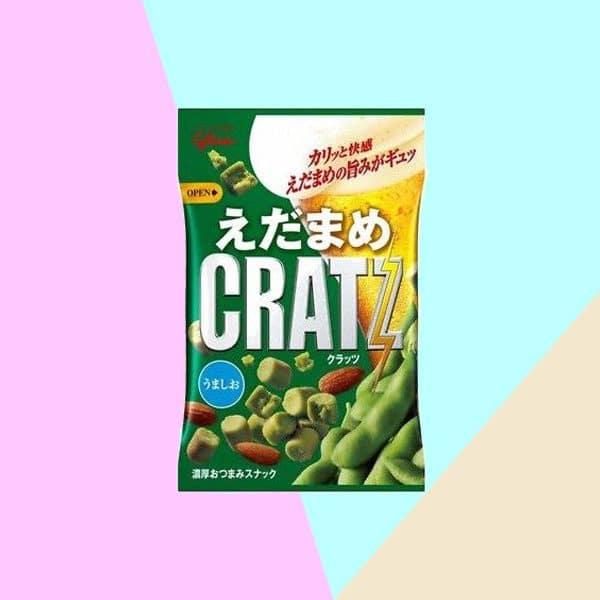 Glico Cratz Green Soybeans
