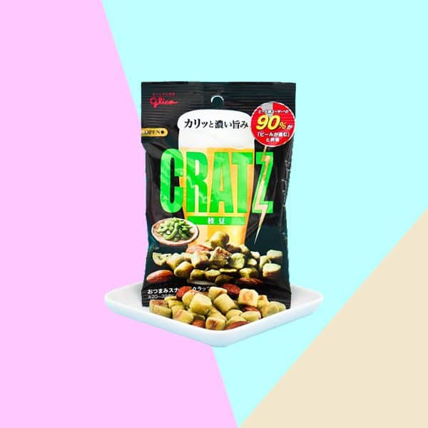 Glico Cratz Green Soybeans