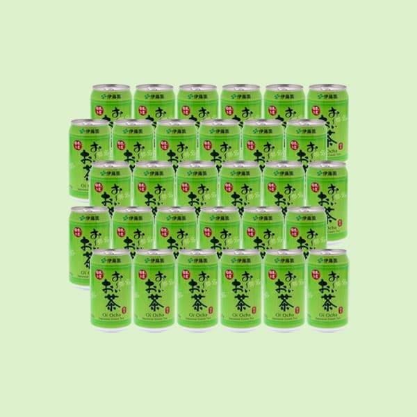 Itoen Japanese Green Tea