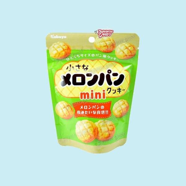 Pack of Kabaya Melon Pan Mini