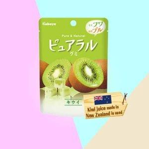 Kabaya Pureral Kiwi Gummy