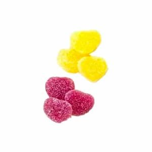 Kanro Pure Gummy Assorted Fruit