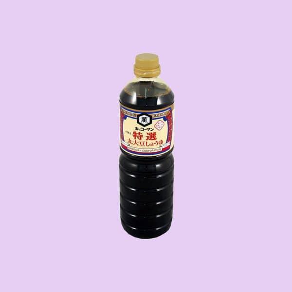 Kikkoman Marudaizu Soy Sauce