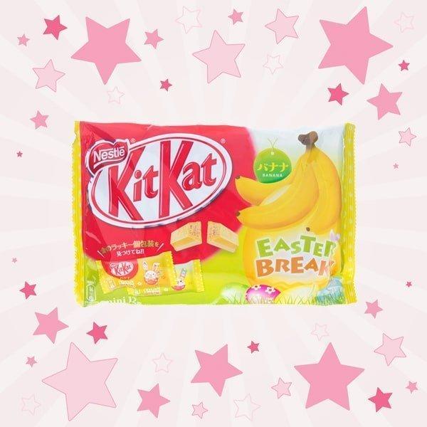 Nestle KitKat Banana