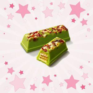 KitKat Matcha Doubleberry Almond