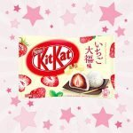 KitKat Strawberry Daifuku