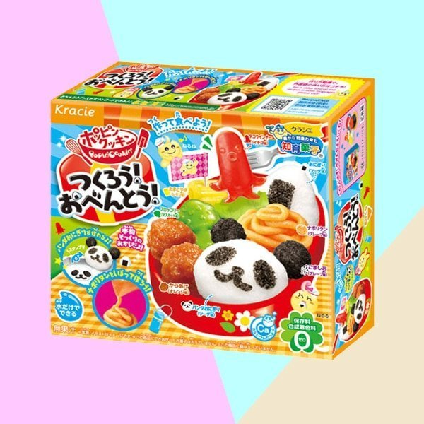 Kracie Bento Candy Kit