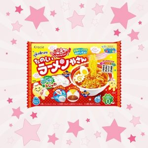 Box of Kracie Ramen Kit