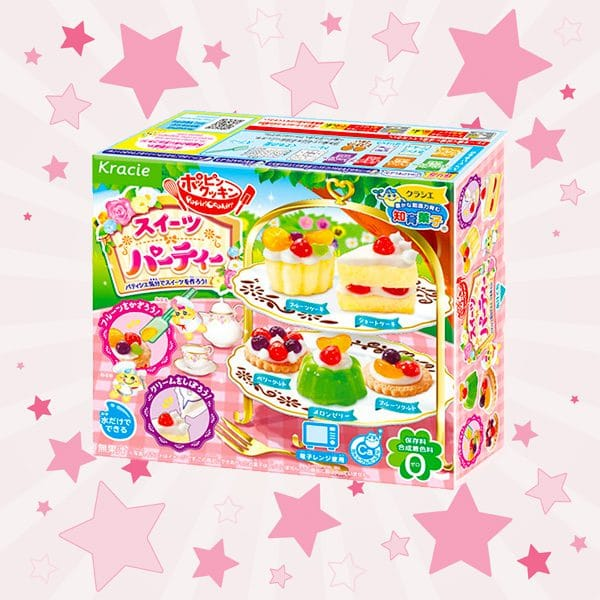 Kracie Sweets Party Kit