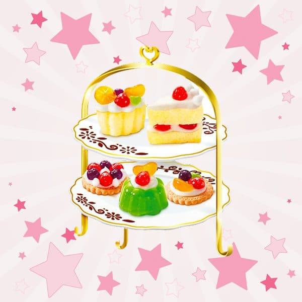 Kracie Sweets Party Kit Made Ready