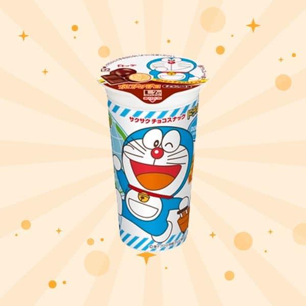 Lotte Capucho Doraemon Chocolate