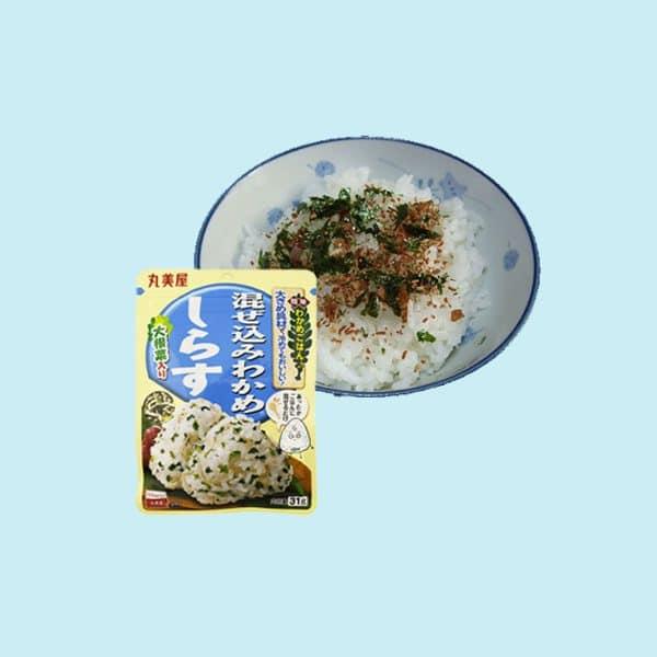 Marumiya Furikake Shirasu