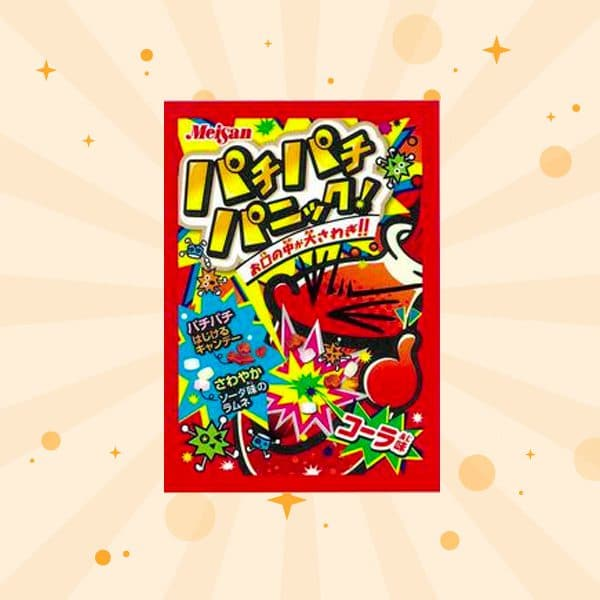 Meisan Pachi Pachi Panic Cola