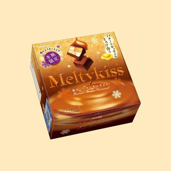 Meiji Meltykiss Burned Butter Caramel