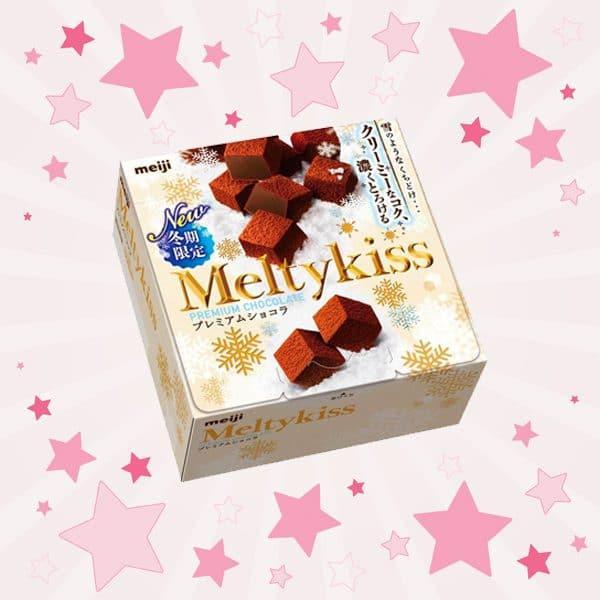 Box of Meltykiss Premium Chocolate