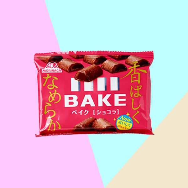 Pack of Morinaga Bake Chocolate