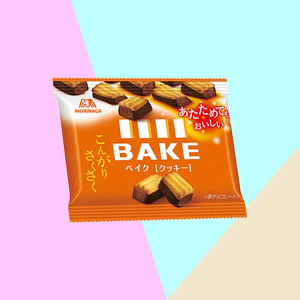 Pack of Morinaga Bake Cookie