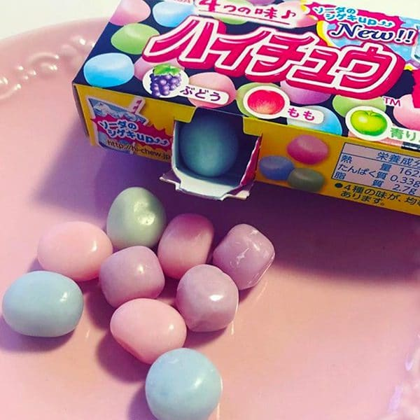 Morinaga Hi Chew Mini
