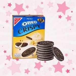 Nabisco Oreo Crispy Vanilla Mousse
