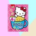 Nippn Hello Kitty Macaroni