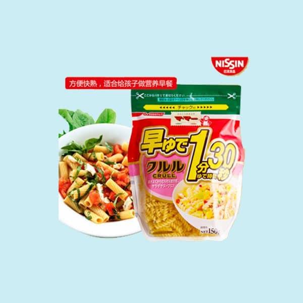 Pack of Nissin Crull Macaroni