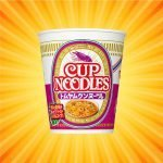 Nissin Cup Noodle Tom Yum