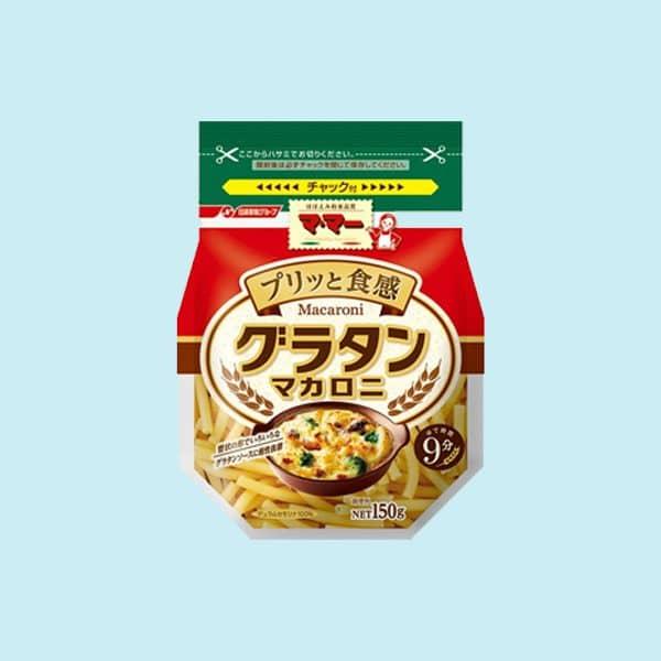 Pack of Nissin Gratin Macaroni