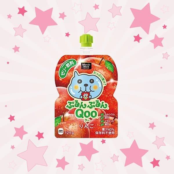 Qoo Apple Jelly Drink