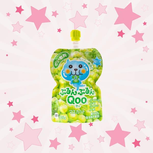 Qoo Muscat Jelly Drink