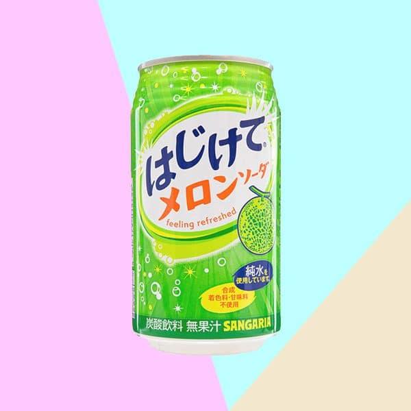 Sangaria Hajikete Melon Soda