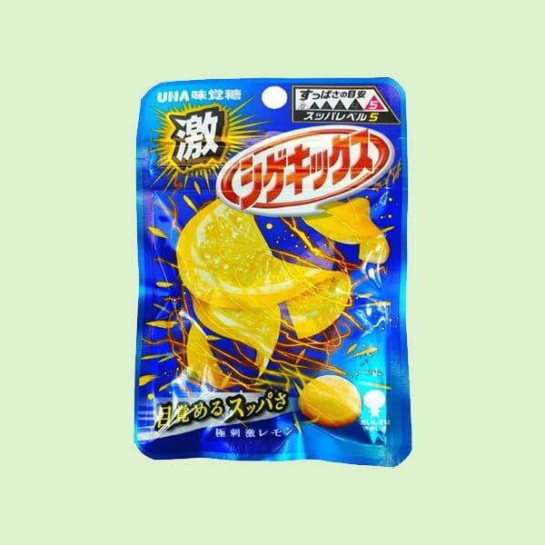 Shigekix Gummy Lemon