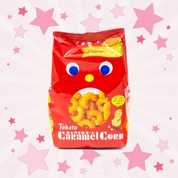 Tohato Caramel Corn Peanuts