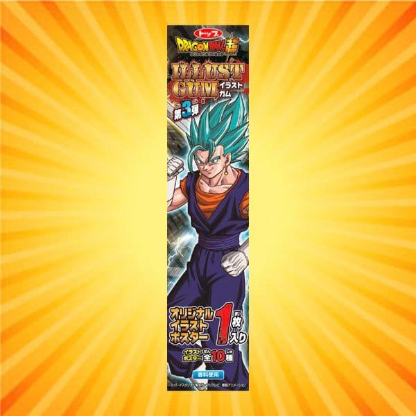 Top Seika Dragon Ball Gum 3