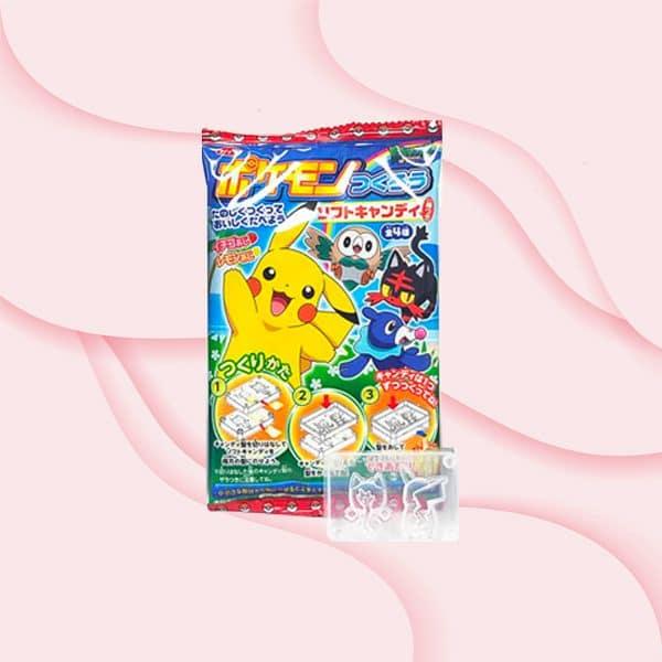 Top Seika Pokemon Soft Candy