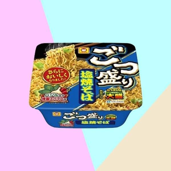 Toyo Suisan Yakisoba Salty