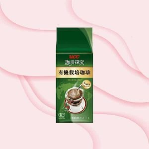 Pack of UCC Organic Saibai Coffee