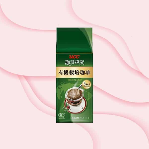 Pack of UCC Organic Saibai Coffee