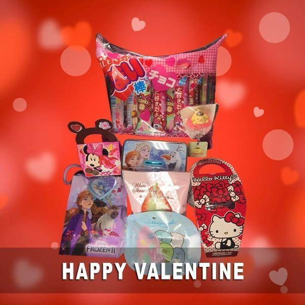 Valentine Pack 2020 Happy Valentine
