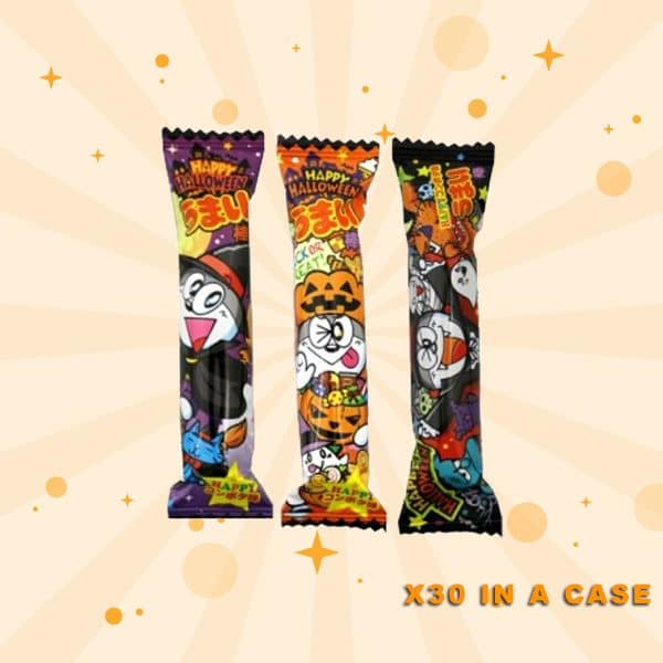 Yaokin Halloween Umaibo Corn Potage 30 in a case